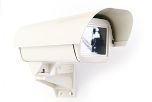 These types of CCTV cameras can be found almost anywhere.