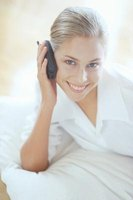 how to check answering machine from another phone