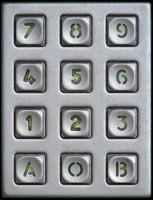 A pin is required to block access to a cell phone.