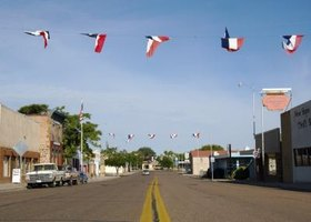 Small town mayors usually play a central role in a community's development.