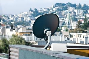 Split a Dish Network Signal for Another Receiver