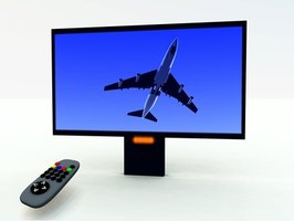 It is possible to reduce the overall glare on your plasma television.