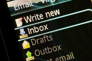 The storage size of your email is composed of all sent and received messages and attachments.