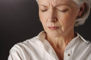 As women get older, they begin to exhibit signs of hormonal imbalances related to menopause.
