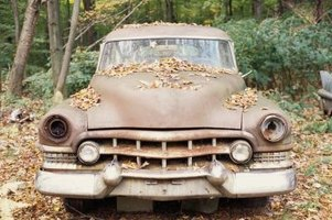 Selling an old car can give it a new lease on life.
