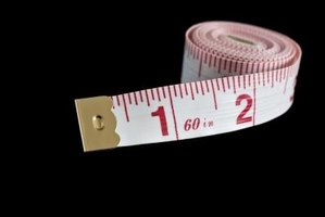 You can easily convert inches into millimeters or centimeters.