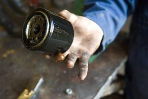 Replacing the oil filter when you change the oil is essential to proper engine operation.