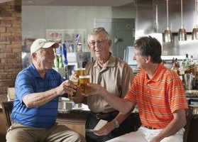 Choose innovative golfing aids for your senior duffer's holiday gift.
