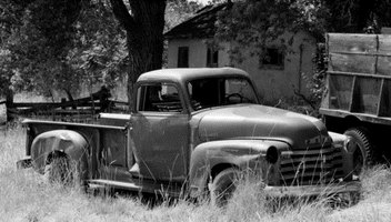 Chevrolet has been making cars and trucks for many decades.