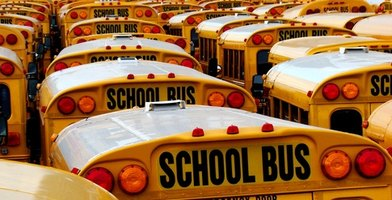 With a Class B license, a school bus is one of the vehicles an individual can drive.
