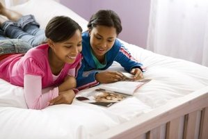 Children's magazines are a great step for a child's reading development.