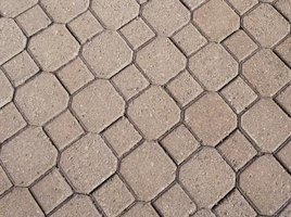 Use pavers in varying shapes.