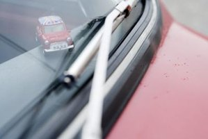Wiper blades are just as easy to install as they are to remove.