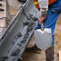 When ordering concrete for a driveway, estimate how many cubic yards of material you will need.