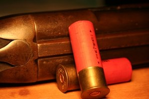 Weapons and ammunition should be kept in a gun safe or similar locked area.