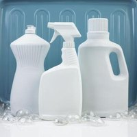 Detergent and water poured into a spray bottle makes a natural repellent.