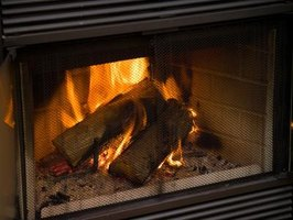 Fireplaces can result in more than one type of burn.
