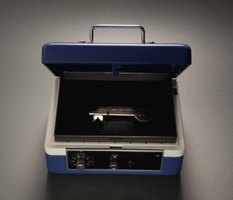 Use a petty cash box for unexpected small purchases.