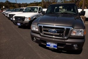 Replace a Ford Ranger Dome Light