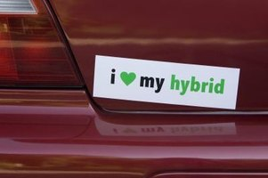 The 2007 Honda Civic Hybrid used a 1.3-liter gasoline engine with an electric motor.