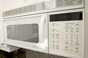 How To Remove A Ge Spacemaker Microwave Ehow