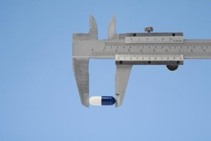 Vernier calipers are suitable for many different types of measuring.