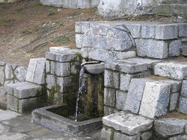 Spring Water Source