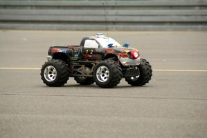 It's easy to improve the performance of your radio controlled car.