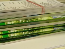 Paper catalogs will help you to get the word out about your products.