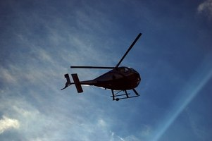 Any helicopter transporting individuals or materials must be licensed.