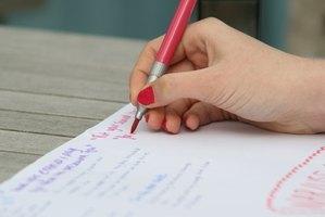 How to write an english essay using a theoretical framework
