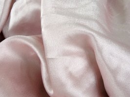 how to clean silk fabric