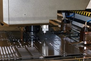 Milling machines have many internal parts that must be lubricated to prevent heat damage.