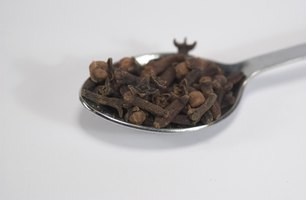 Whole cloves and clove oil are used for relieving toothache pain.
