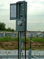 Working on your electrical box requires care and safety precautions.
