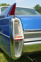 Cadillacs received power from one of GM's largest production engines,  the Cadillac 500 cubic inch.
