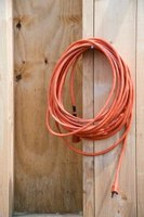 Make your own custom length extension cords.
