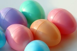 Celebrate Easter by playing holiday-related games with kids.