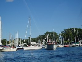 Find a houseboat friendly marina.