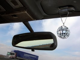 You can purchase used dimming mirrors to replace your broken mirror online or at any car parts store.