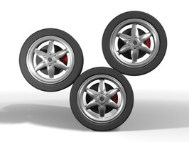 The overall diameter of a tire may impact fuel economy and speedometer accuracy.
