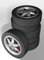 Nearly all modern tires are measured in millimeters.