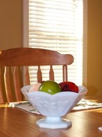 Decorative bowls are an economical way of personalizing your space.