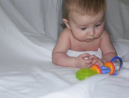 Tummy time is necessary for a baby to develop head and neck strength.