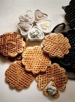 Many vintage waffle irons still work perfectly.