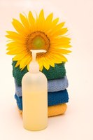 Pamper yourself with homemade body wash made from pure glycerin.