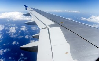 The wing of an airplane uses the low pressure that the Venturi Effect creates for lift.