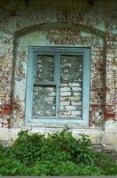 Repair any weathered window frame with simple tools.