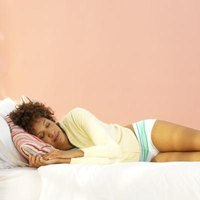 Adjust the sleep number if the bed feels too soft or too firm.