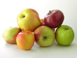 If a student has 7 apples left after giving 10 away, the unknown is how many there were at first.